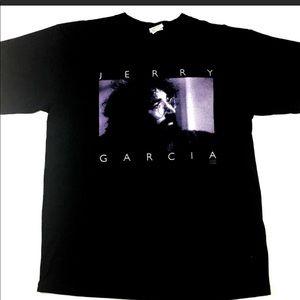Vintage jerry Garcia band T-shirt